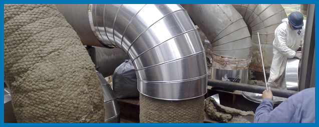 Otero s a aislamiento termico frio calor remoci n de asbesto - Materiales aislantes de frio ...